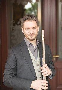 Aldo Baerten flute